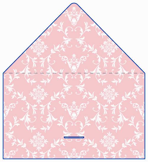 レター型 二つ折り 名刺デザイン AK-LE-027